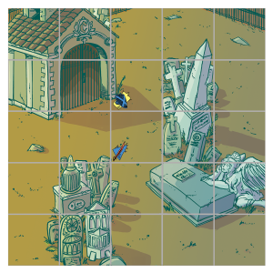 graveyard revised